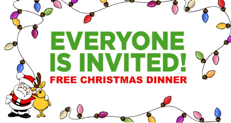Free Christmas Radio.Free Christmas Dinner At Wc Senior Center Dec 25th Kasl