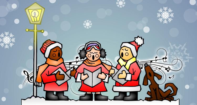 Christmas Caroling Images.Christmas Caroling With The Methodist Church Fri Dec 14th Kasl