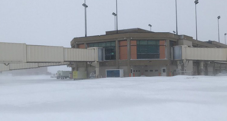 Rapid City Airport Closes Due To Extreme Weather Kasl Radio